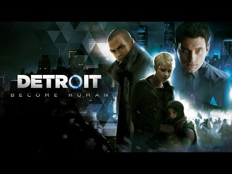 Detroit Become Human - Pre-Launch Countdown 20 Minutes PS4 Pro Gameplay; Astounding Visuals!