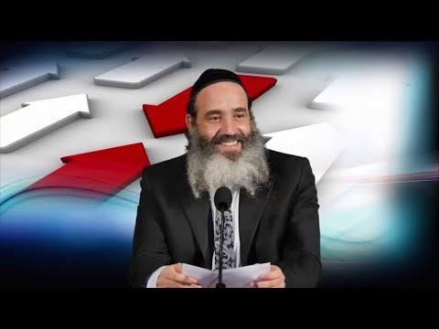 הרב יצחק פנגר בהרצאה חזקה עם בדיחות קורעות - איך להתמודד עם הכשלונות בחיים ? חובה לצפות