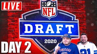 2020 NFL Draft Day 2 Live Coverage