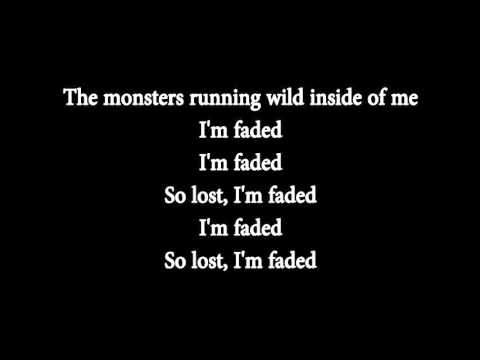 Alan Walker  Faded Lyrics
