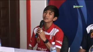 Video Phnom Penh Crown vs Home United, AFC Cup 2017, Press Conference download MP3, 3GP, MP4, WEBM, AVI, FLV Agustus 2017