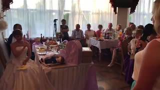 Свадьба | 12.08.2017 | DJ Серёга Копейкин | Ведущая Анастасия Пузырькова