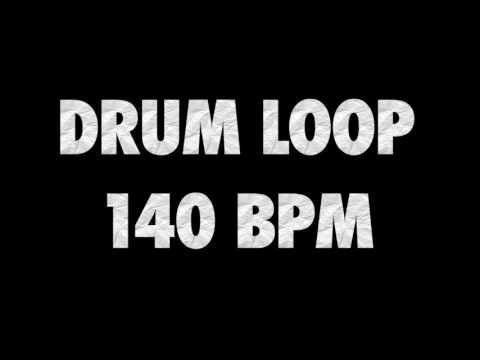Drum Loop 140 BPM