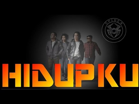 Spider - Hidupku - Official Lyric Video