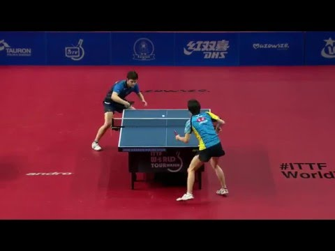 2016 Polish Open (Ms-Final) OVTCHAROV Dimitrij - MIZUTANI Jun [HD] [Full Match/English]