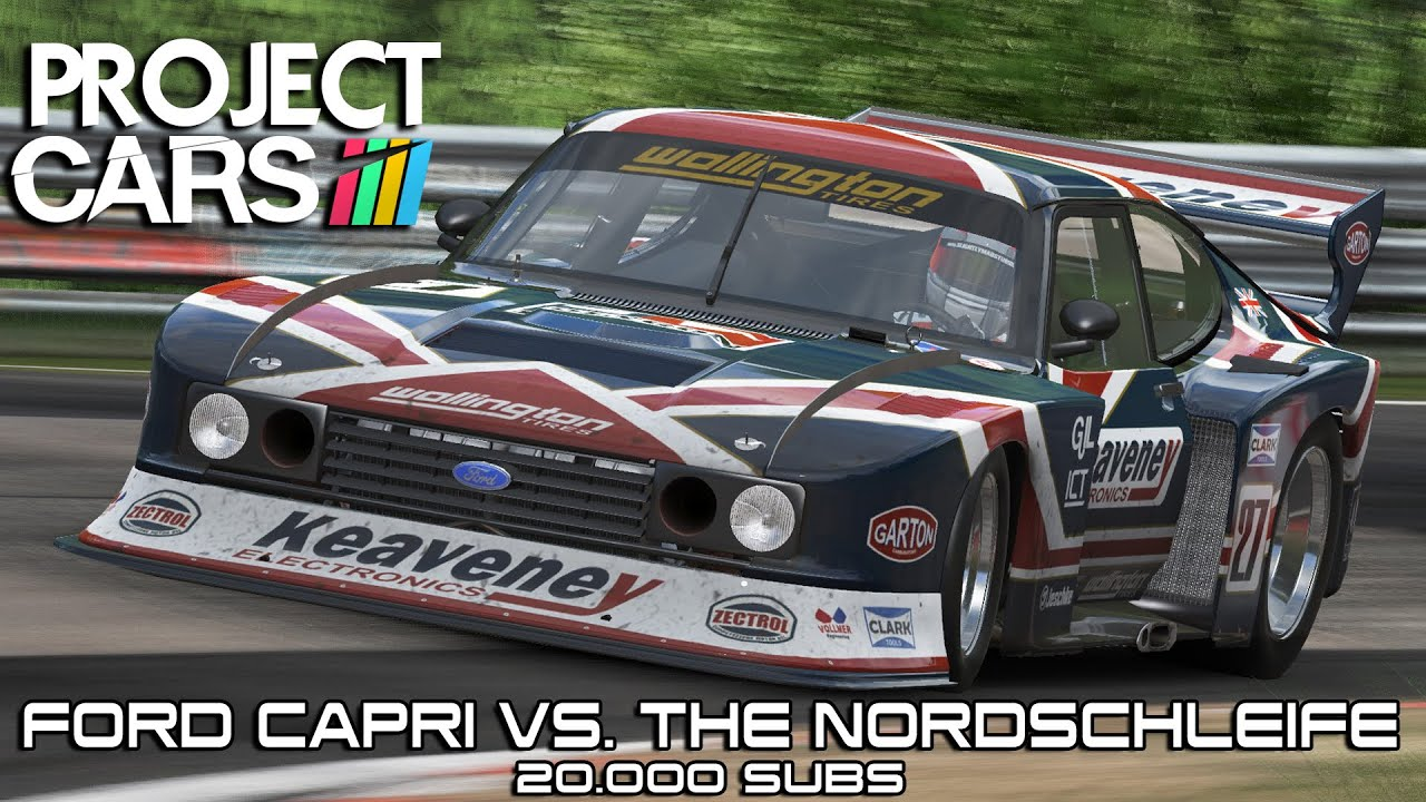 & Project CARS - Ford Capri VS The Nordschelife - 20.000 Subs - YouTube markmcfarlin.com