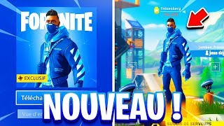 "REVEDe this ""EXCLUSIVE SKIN"" on YOUR COMPTE ""FREE"" before ""JANUARY 2019"" on FORTNITE! 😱"