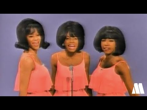 The Supremes - Come See About Me [Ed Sullivan Show - 1964]