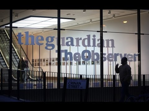 UK Government Uses Gestapo Tactics Against Guardian