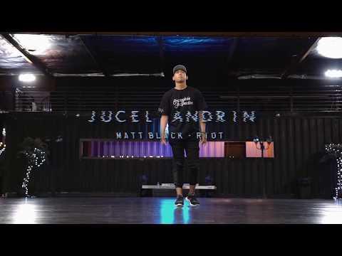 Jucel Andrin | Matt Black - Riot | Snowglobe Perspective