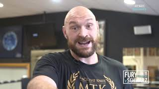 Living legend! Tyson Fury's funniest ever moments 😂