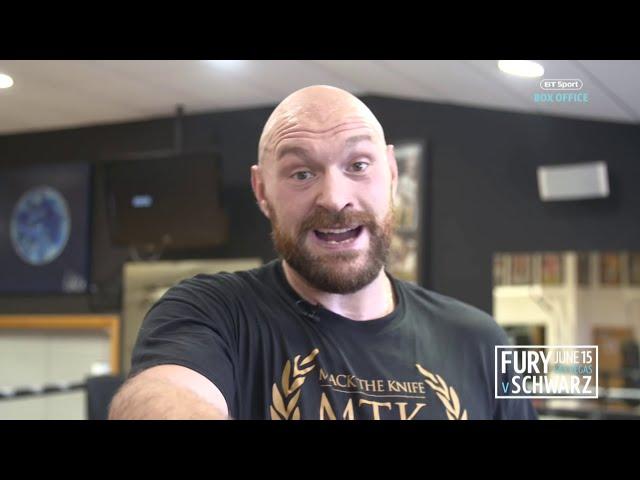 Living legend! Tyson Furys funniest ever moments