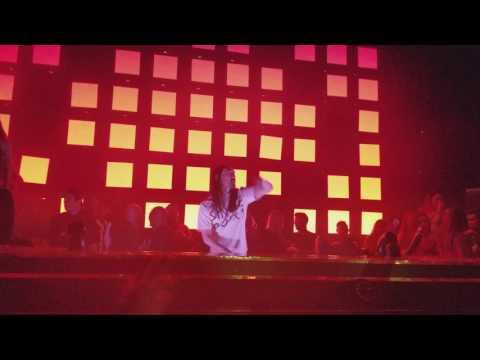 Steve Aoki in 4K @ Jewel Aria Las Vegas #1 American DJ in the world! 7.4.17