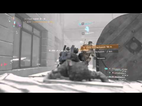 The Division dark zone WE RULE TH SERVER!!!
