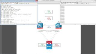Cisco ASA Cluster Configuration - Part 1 -