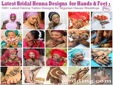 100 Latest African Henna Designs: Unique Bridal Henna Designs