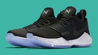 nike pg 1 black ice review on court and on feet