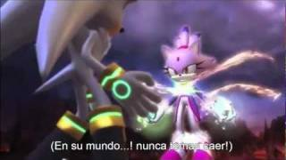 Sonic, Shadow, Silver-His world by Ali Tabatabaee subtutilada español