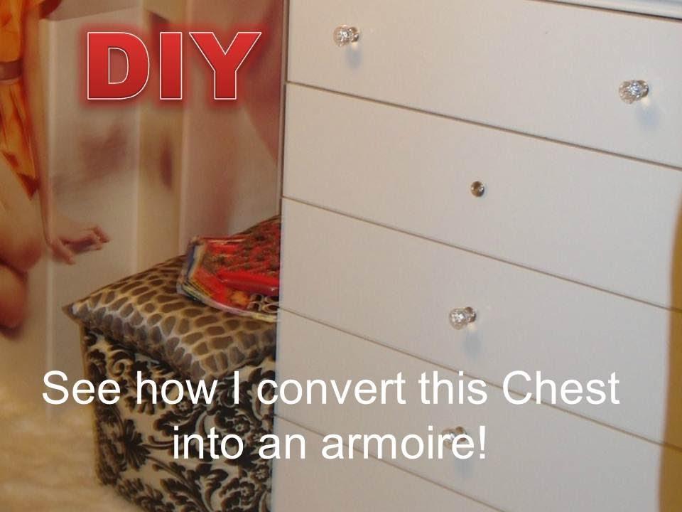 DIY Do It Yourself Jewelry Storage YouTube