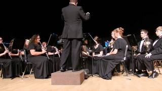 Bendle Westgate memorial Band Concert High The road Unknown & Just walk closer with thee