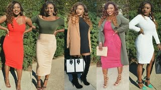 6 Date Outfit Ideas | Valentine's Day Lookbook 2016