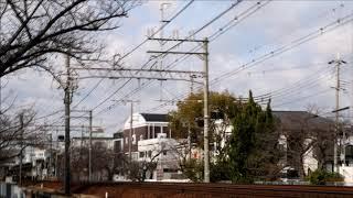 【阪急】 7007F 『特急』 2019/02/10