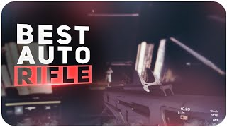 Destiny Monte Carlo Best Auto Rifle Now? // Rise of Iron Patch 2.4.0