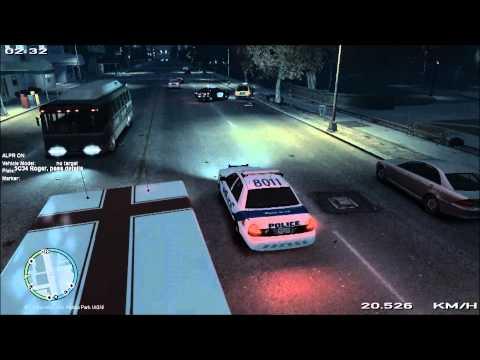 GTA IV LCPDFR PATROL: 溫哥華警察局(Vancouver Police Department)
