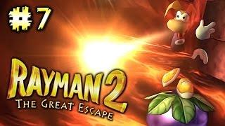NIEZNANY MI PRZEDTEM POZIOM?! | Rayman 2 #7