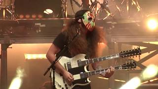 Coheed And Cambria Welcome Home Live In Irvine 8 11 18