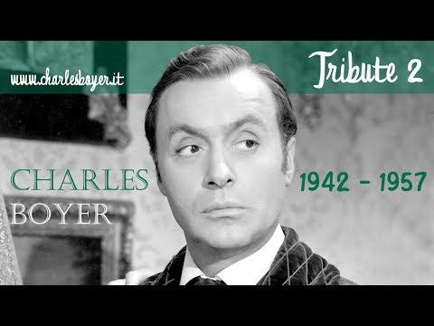 Charles Boyer  The gentleman actor  1942  1957  Tribute 2