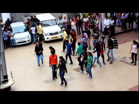 MACFAST Tantra 2k14 Flashmob @ Thiruvalla, Changanassery, Mannar