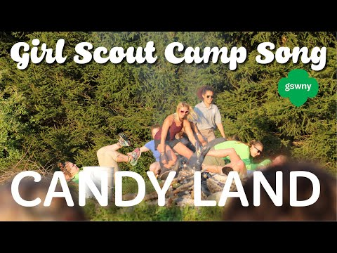 Candy Land Camp Song