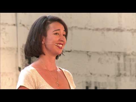 How Poetry Can Be a Mirror | Bella Cox | TEDxPretoria