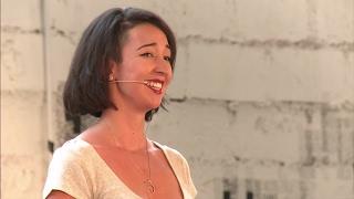 How Poetry Can Be a Mirror | Bella Cox | TEDxPretoria