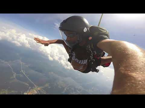 Tandem Skydive   Chelsea from Ripley, TN
