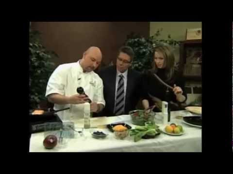 Healthy Eating after New Year's Eve with Chef Mike Benninger