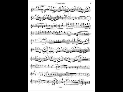 Accardo - Sibelius 6 Humoresques (Sheet Music)