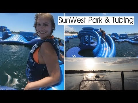 Greetings From Florida - SunWest Park & Tubing