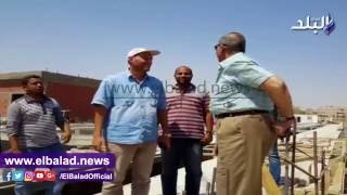 محافظ البحر الأحمر يتفقد أكبر محطة تحلية بالشرق الأوسط .. فيديو