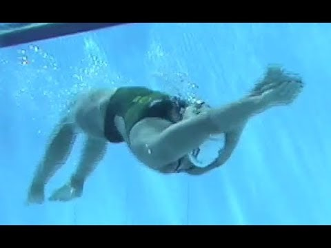 The Secrets Of Perfect Backstroke Starts, Turns And Finishes