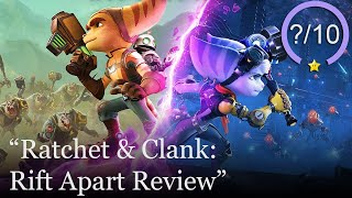 Ratchet and Clank: Rift Apart Review [PS5] (Video Game Video Review)