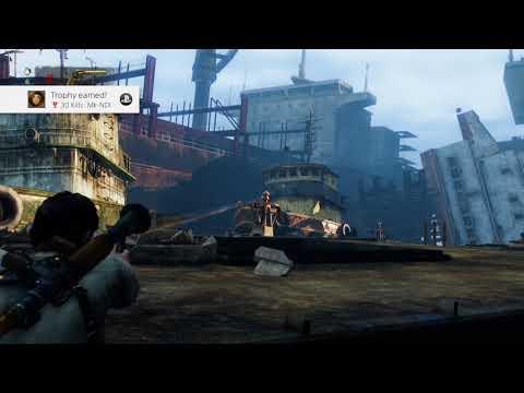 Uncharted 3: Drake's Deception Remastered - Ship Graveyard