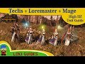 High Elf Unit Guide: Teclis, Loremaster, High/Life/Light Mage - Total War: Warhammer 2 Army Review