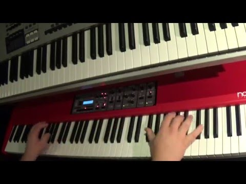 Piano Cover: Constant Craving (k.d. Lang)
