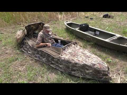 Duck Hunting: Kayaks Instead Of Layout Boats? Featuring Bass Pro H12 Ascend