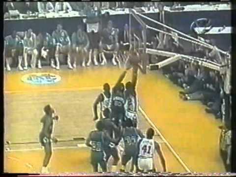 Michael Jordan,James Worthy vs Pat Ewing, ncaa-final 1982 georgetown vs north carolina