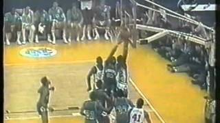 Michael Jordan,James Worthy vs Pat Ewing, ncaa-final 1982 georgetown vs north carolina