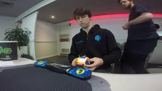 5x5 Cube World Record - 37.93 seconds