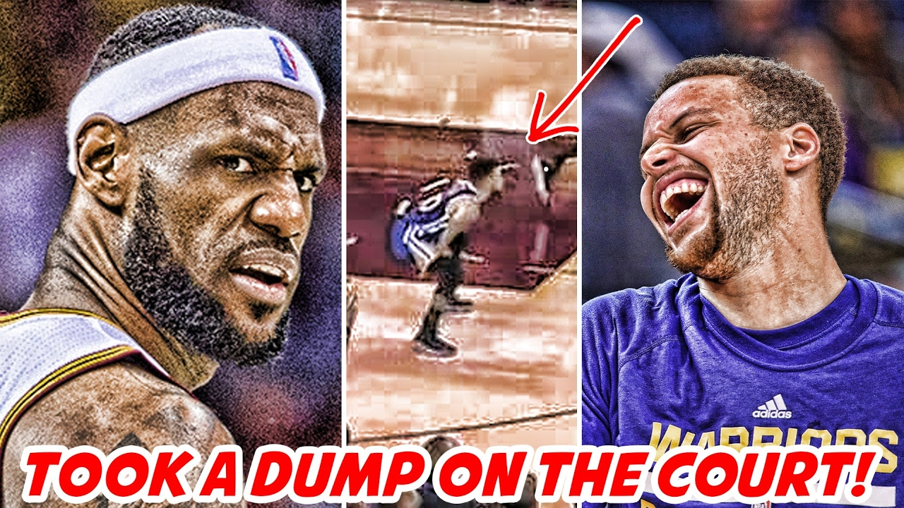 did-stephen-curry-poop-on-the-cavs-court-draymond-greens-mom-vs-cavaliers-fans-nba-news